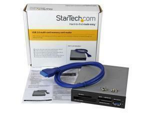 *B-stock item-90 days warranty* - StarTech.com USB 3.0 Internal Multi-Card Reader