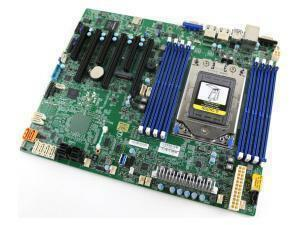 *B-stock item - 90 days warranty*H11SSL-I, Dual Intel Gigabit LAN & Dedicated LAN for IPMI & Remote KVM Management, 8 Dimm, On Board Graphics