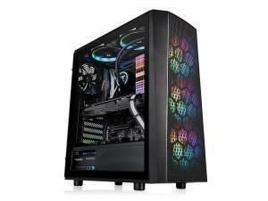Thermaltake Versa J24 Tempered Glass ARGB Edition Mid-Tower Chassis
