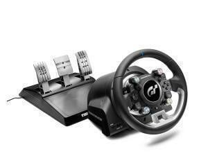 Thrustmaster T-GT II Racing Wheel with Set of 3 Pedals