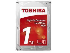 Toshiba P300 1TB 64MB Cache Hard Drive SATA 6GB/s 7200rpm - OEM