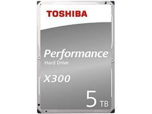 "Toshiba X300 5TB 3.5"" Hard Drive (HDD)"