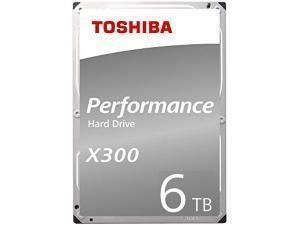 Toshiba X300 6TB 3.5inch Hard Drive HDD