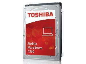 "Toshiba L200 500GB 2.5"" Laptop Hard drive (HDD)"