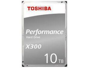 "Toshiba X300 10TB 3.5"" Hard Drive (HDD)"