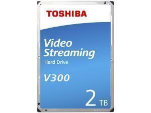 Toshiba V300 2TB 3.5inch Hard Drive HDD