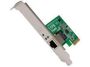 TP-LINK TG-3468 Gigabit Ethernet PCIe Adapter