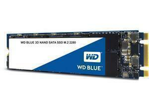 *B-stock item-90 days warranty*WD Blue 500GB M.2 Solid State Drive
