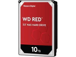 WD Red 10TB 3.5inch NAS Hard Drive HDD