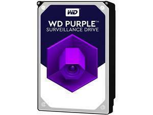 "Western Digital Purple 10TB 3.5"" Surveillance Hard Disk Drive (HDD)"