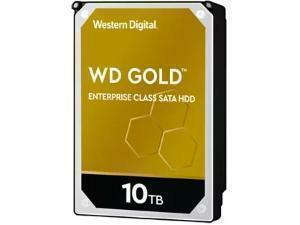 "WD Gold 10TB 3.5"" Datacenter Hard Drive (HDD)"