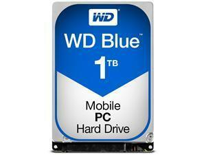 WD Blue 1TB 2.5inch Laptop Hard Drive HDD