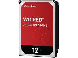 "WD Red 12TB 3.5"" NAS Hard Drive (HDD)"