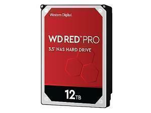 "WD Red Pro 12TB 3.5"" NAS Hard Drive (HDD)"