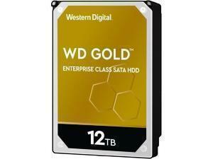 WD Gold 12TB 3/5inch Datacenter Hard Drive HDD