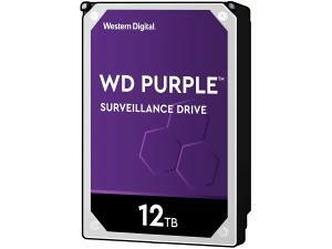 WD Purple 12TB 3.5inch Surveillance Hard Drive HDD