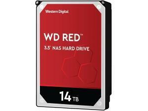 "WD Red 14TB 3.5"" NAS Hard Drive (HDD)"