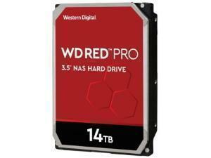 "WD Red Pro 14TB 3.5"" NAS Hard Drive (HDD)"