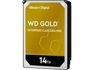 WD Gold 14TB 3/5inch Datacenter Hard Drive HDD