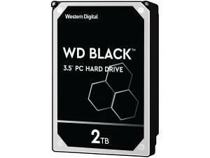 WD Black 2TB 3.5inch Desktop Hard Drive HDD