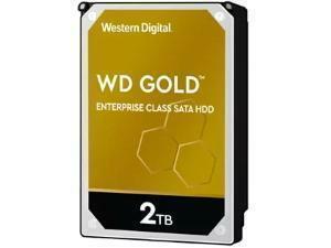 WD Gold 2TB 3.5inch Data Center Hard Drive HDD