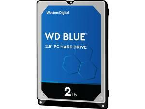 WD Blue 2TB 2.5inch Laptop Hard Drive HDD
