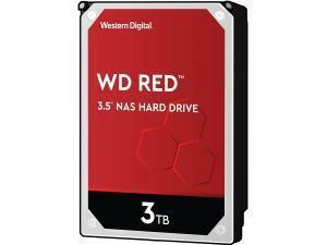 WD Red 3TB 3.5inch Desktop Hard Drive HDD