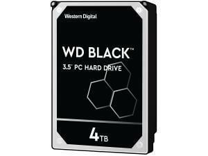WD Black 4TB 3.5inch Desktop Hard Drive HDD