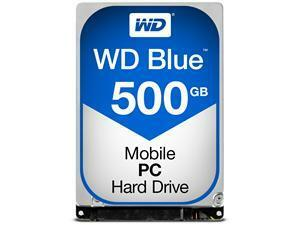 WD Blue 2.5inch 7mm 500GB 5400RPM SATA 6Gb/s 8MB Cache - OEM