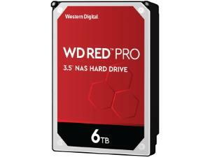 WD Red Pro 6TB 3.5inch NAS Hard Drive HDD