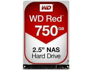 WD Red 750GB 2.5inch NAS Hard Drive HDD