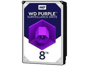 "WD Purple 8TB 3.5"" Surveillance Hard Drive (HDD)"