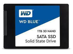 "WD Blue 1TB 2.5"" 7mm Solid State Drive/SSD"