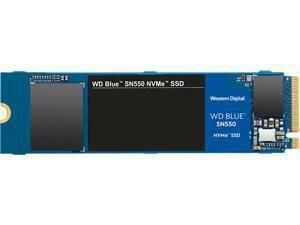 WD Blue SN550 1TB NVME PCI-E Gen 3 Solid State Drive