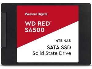 WD Red SA500 4TB Solid State Drive/SSD