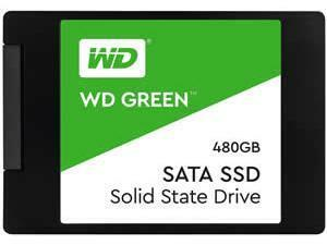 "WD Green 480GB 2.5"" 7mm Solid State Drive"