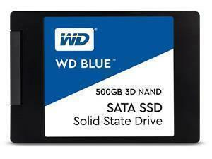 WD Blue 500GB 2.5inch 7mm Solid State Drive