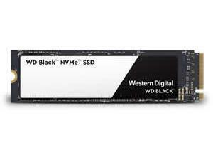 WD Black NVME 500GB Solid State Drive SSD