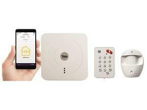 Yale SR-310 Smart Home Alarm and View Starter Kit