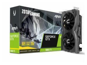 Zotac Geforce GTX 1660TI AMP Edition Graphics Card