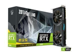 ZOTAC GAMING GeForce RTX 2080 8GB GDDR6 Graphics Card