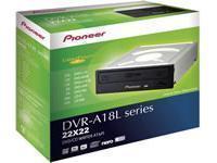Pioneer DVR-A18LBK LabelFlash 22x DVDplus/-RW 12x Dual Layer DVD-RAM PATA Black