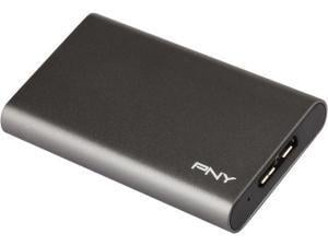 PNY Elite 240GB External Solid State Drive SSD