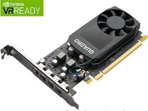 PNY VCQP1000V2-PB Quadro P1000V2 Graphic Card