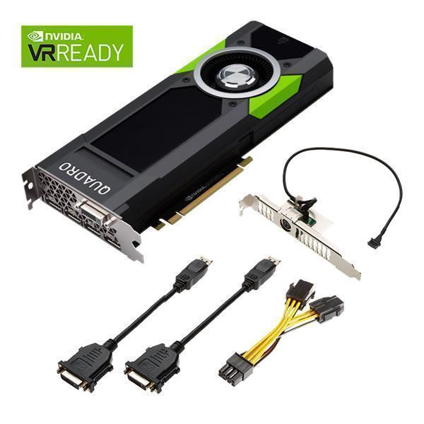 Pny Quadro P5000 16gb Gddr5x Professional Graphics Card