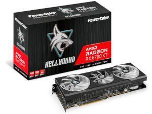 PowerColor AMD Radeon RX 6700 XT HELLBOUND 12GB GDDR6 Graphics Card