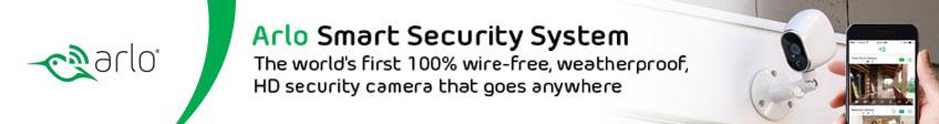 Netgear Arlo Security Cameras