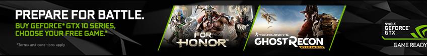 NVIDIA Game Promo