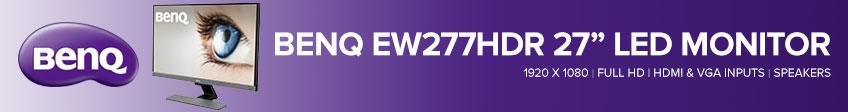 "BenQ EW277HDR 27"" LED Monitor"