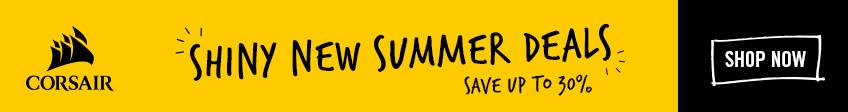 Corsair Summer Deals